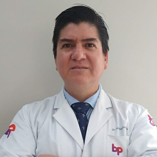 Dr. Miguel Ontaneda